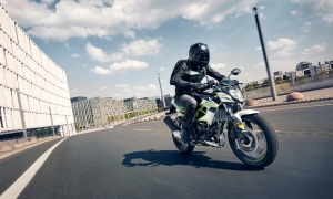 2019 Kawasaki Z125 review