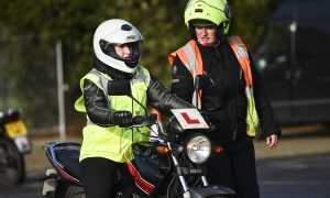 Getting your CBT with SL Motorcycle Training