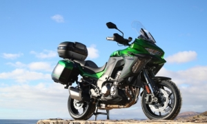 Kawasaki Versys 1000 SE review