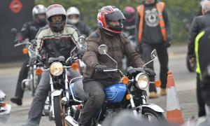 Gallery: Kawasaki Sunday at Ace Cafe and ULEZ Ride Out