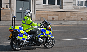 Are new police motorcycle and scooter theft tactics working?