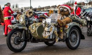 Gallery: Ace Cafe Toy Run 2019