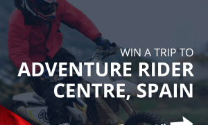 Win a trip to Adventure Rider Centre in Spain: Terms and Conditions