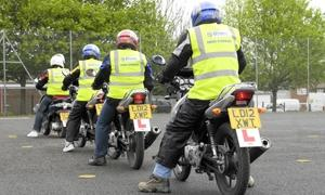 The cost of getting your motorbike licence