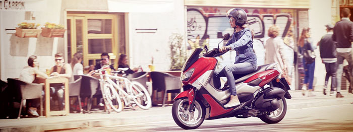 2015 Yamaha NMax scooter