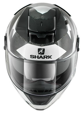 Shark helmet long