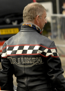 Triumph Jackets long