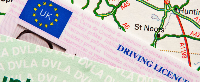 driving licence close up 700px