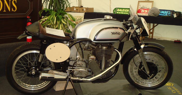 manx norton on display700px