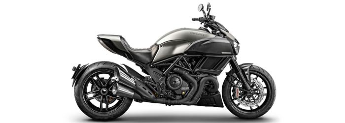 Ducati Diavel Titanium 700px slim