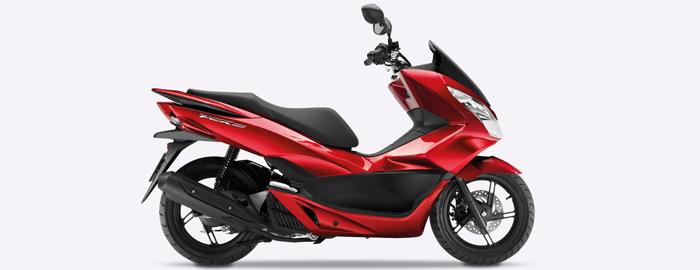 Honda PCX125 scooter 700px slim