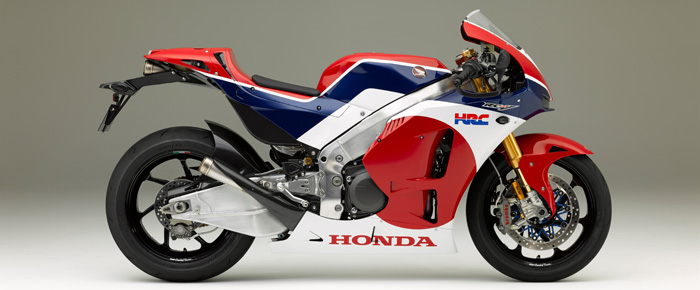 Honda RC213V-S studio shot