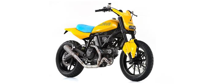 Hondo Grattan Ducati Scrambler