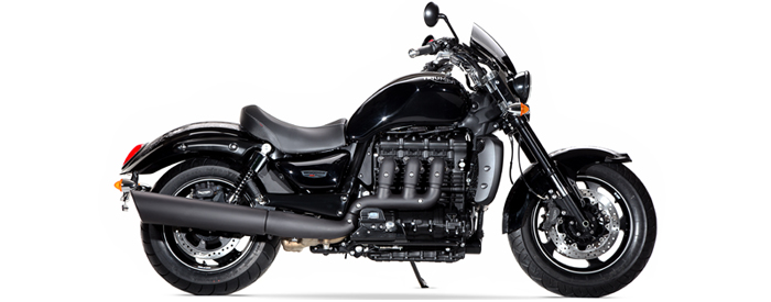 Triumph Rocket X as unveiled at the EICMA show in Milan 700px slim