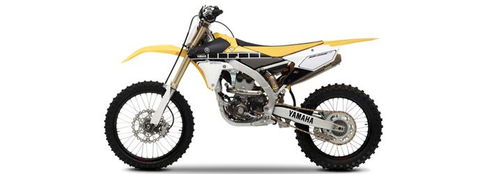 Yamaha YZ250F crosser 700px slim