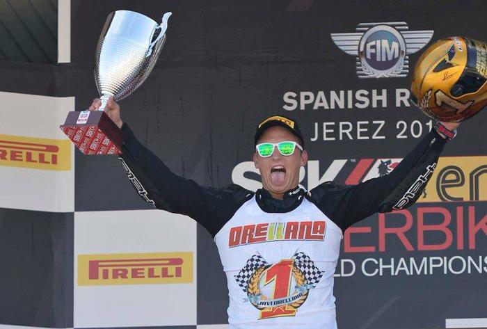 Orellana overjoyed after securing EJC 2015 crown at Jerez