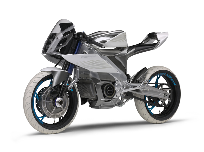 Yamaha PES2 electric concept debuts at the Tokyo Motor Show