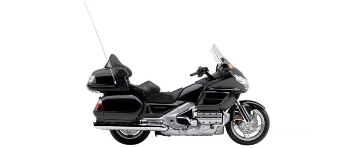 Certain Honda Goldwing subject to recalls