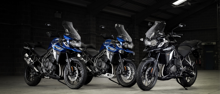 Triumph Tiger Explorer 1250cc specifications revealed