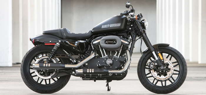 Harley-Davidson reveals new Roadster for 2016 (content)