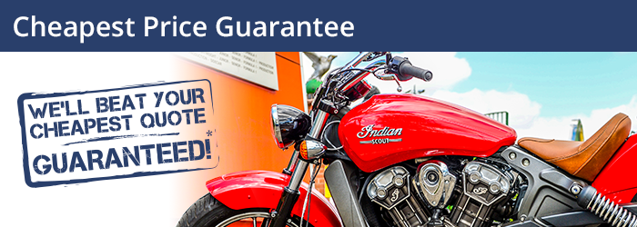 The Bike Insurer Cheapest Price Guarantee
