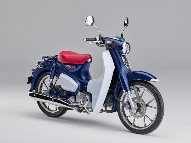 new-honda-cub-c125-static