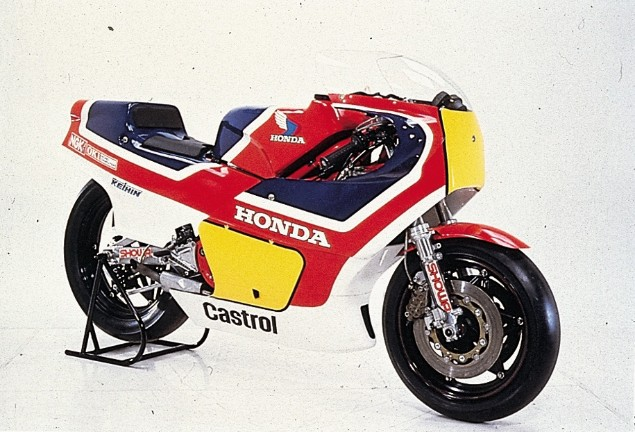 Honda-NS500-motorbike-stationary