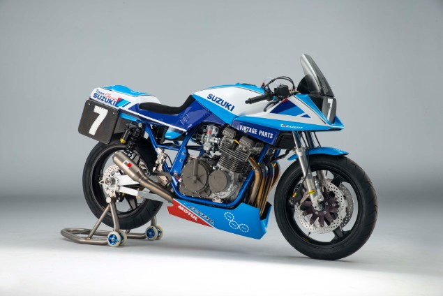Side-view-of-Suzuki-GSX1100SD-Katana-Race-Bike