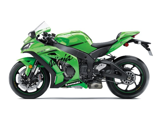 Lime-green-static-ninja-zx10rr-motorbike
