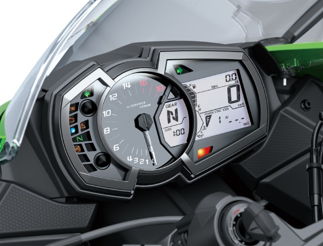 2019-Ninja-ZX-6R-motorbike-speedometer