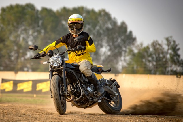 Yellow-Ducati-Scrambler-Full-Throttle