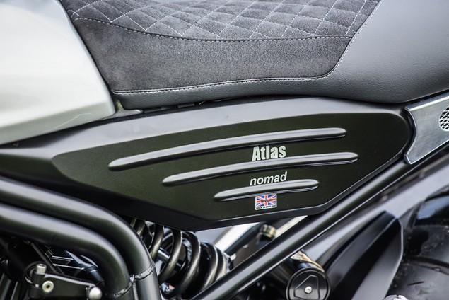 Norton Atlas Nomad 5 850 WEB motorcycle suspension