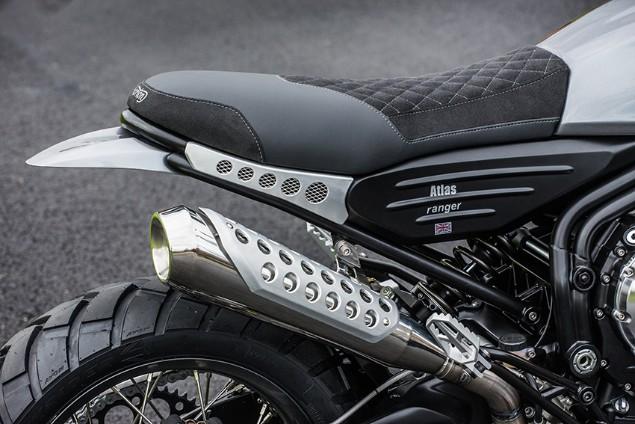 Norton Atlas Ranger 6 850 WEB motorcycle exhaust