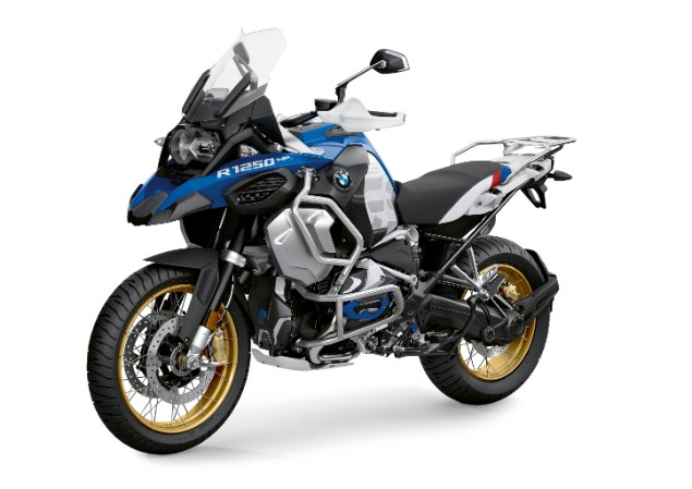2019 BMW R 1250 motorcycle stationary