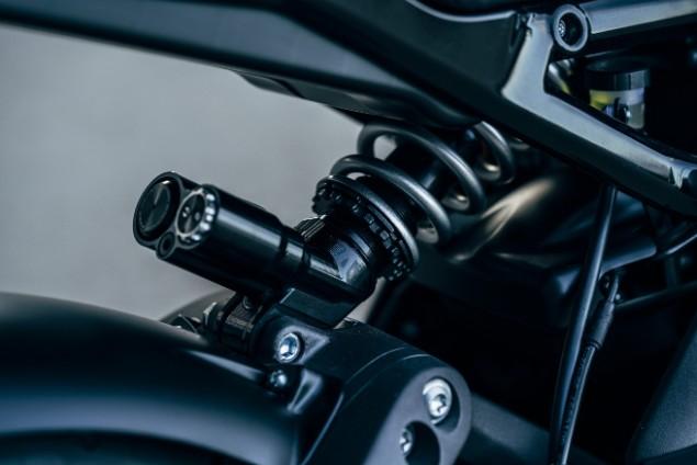 Harley-Davidson motorcycle suspension