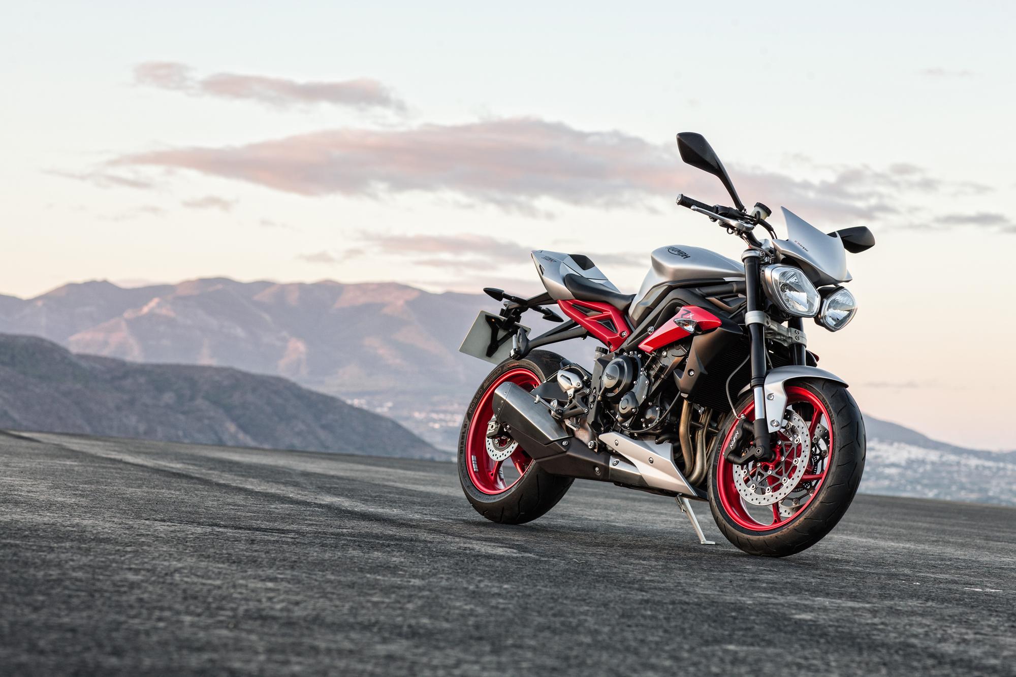 2017 Yamaha  YS125 motorcycle stationary