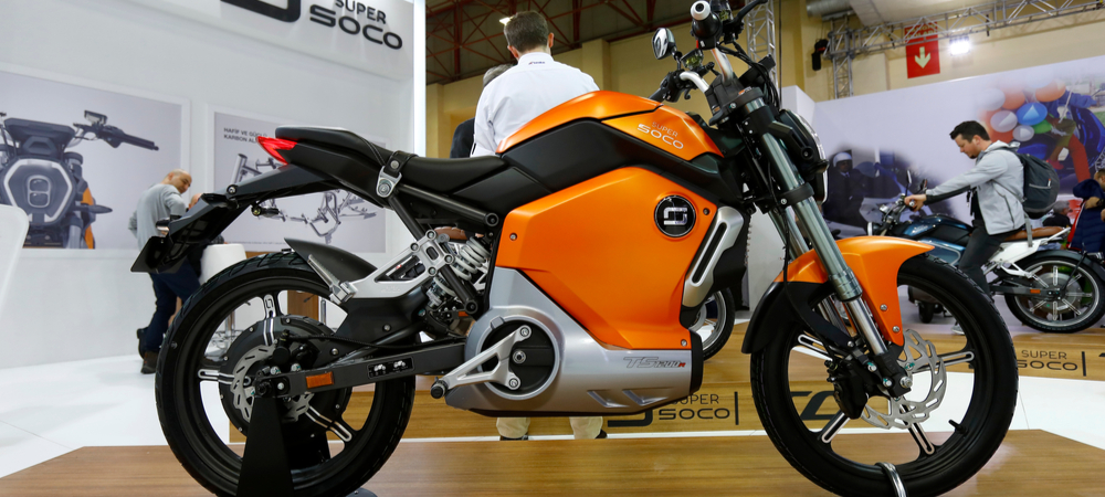 super soco electric motorcycle