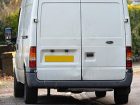 Van sales increase in January