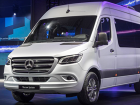 Introducing the Mercedes Sprinter 2018