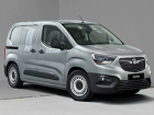 Introducing Vauxhall's All - New Combo Van