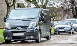 How much does a van cost to buy?