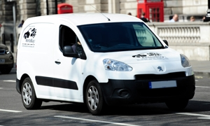 Van running costs calculator