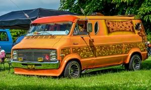 2017 National Street Van Association: Truck-In