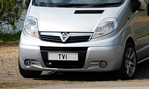 UK licence plates and how they work