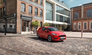 2018 Ford Fiesta Sport Van launched