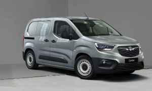 Introducing Vauxhall's all-new Combo van