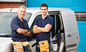 Van driving gardeners in the North prove most accident-prone tradesmen