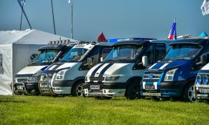 TransitMania 10 and a new home at Santa Pod Raceway