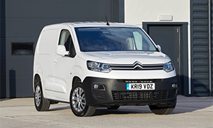 Citroën's new Berlingo Van proves an instant award-winner