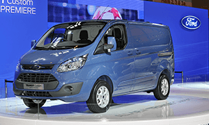 The Van Insurer reveals customers' top 10 vans